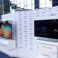 OLED LG - ochrona