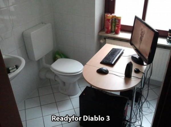Ready fo Diablo III