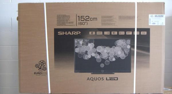 Sharp 60LE635E