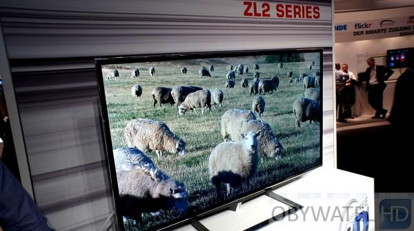Toshiba ZL2 na targach IFA 2011