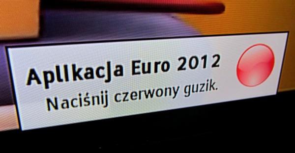 Aplikacja Euro 2012