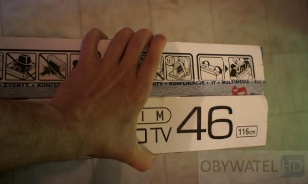 Samsung ES7000 - karton