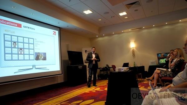 HbbTV Summit 2012 - ProSieben i Sat1