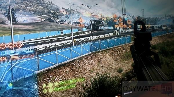 Samsung ES7000 Battlefield 3
