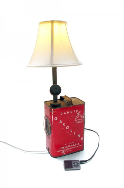 Gas Lamp Stereo
