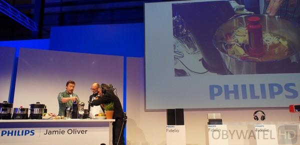 IFA 2012: Jamie Oliver u Philipsa