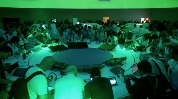 IFA 2012 - stoisko sony