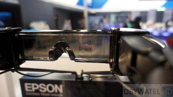 Epson Moverio okulary