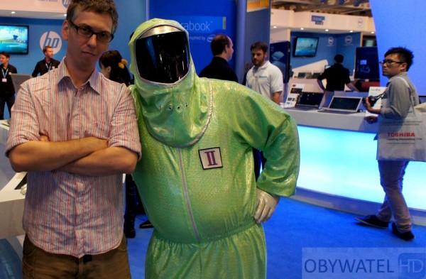 IFA 2012 kosmita