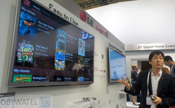 LG 55G2 Google TV