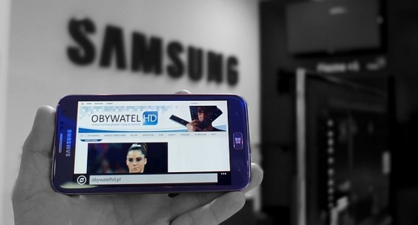 Samsung ATIV S w moich rękach