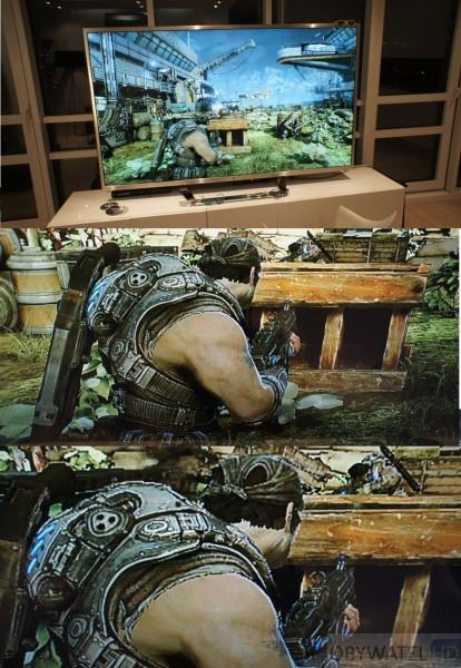 LG 84LM9600 - Gears Of War 3