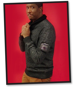 Sweter OLED Puffa Daddyego