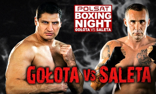 Gołota VS Saleta