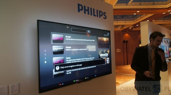 Philips Smart - kanały XXX