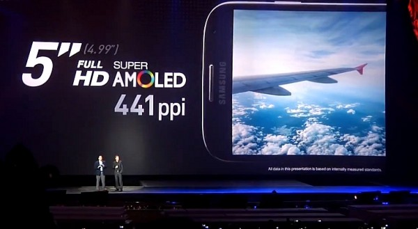 Samsung Galaxy S 4 - Full HD AMOLED