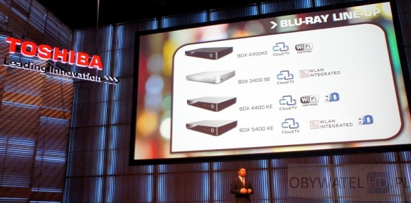 Toshiba World 2013 - Blu-ray