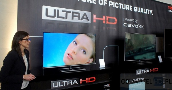Toshiba World 2013 - Ultra HD