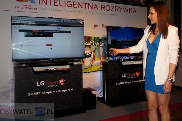 Anna Dereszowska na LG 2013
