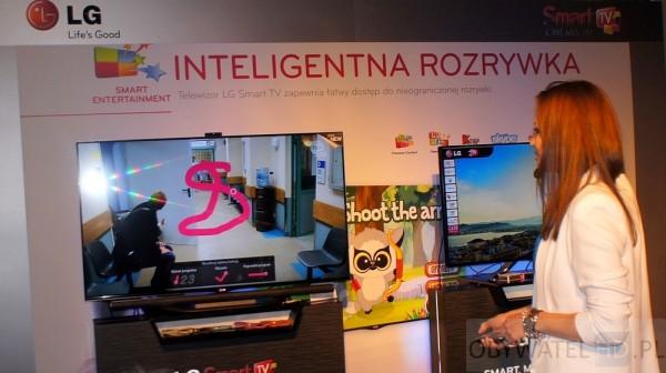 LG 2013 - gesty pilotem