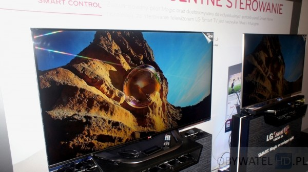 LG 2013 - nowe telewizory LG