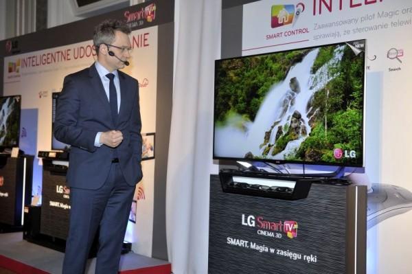 LG 2013 - Michał Żebrowski