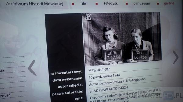 Muzeum Powstania Warszawskiego zdjecia