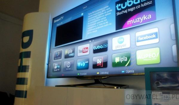 Philips - Warszawa 2013 - Smart TV