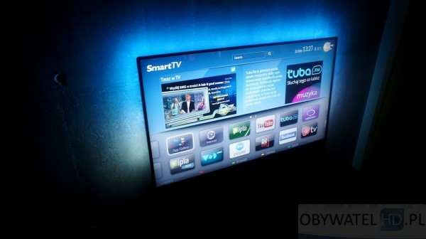 Philips - Warszawa 2013 - Ambilight w Philips Design TV