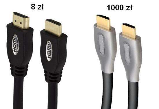 Drogie i tanie HDMI
