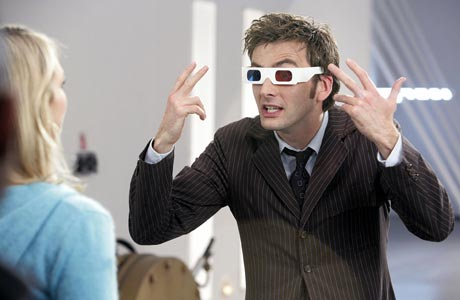 BBC 3D Doctor Who