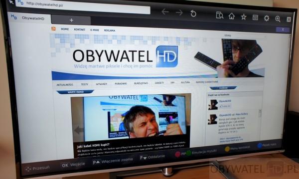 Toshiba 58L7365 - ObywatelHD.pl