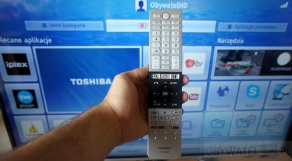 Toshiba 58L7365 - Pilot