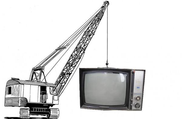 Waga telewizora