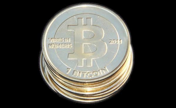 Bitcoin-coins Wikimedia