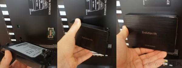 Samsung Evolution Kit - instalacja