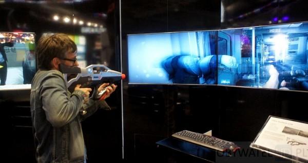 IFA 2013 gry ma telewizorze