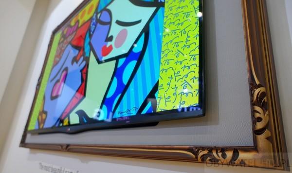 LG OLED Gallery 2