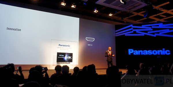 Panasonic TX-L56WT600 Ultra HD