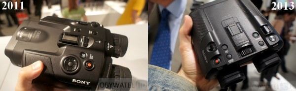 Sony DEV5 VS Sony DEV-50V 2