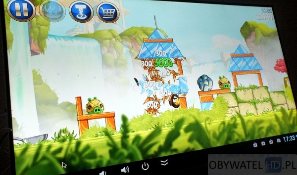 Measy U2C - Angry Birds