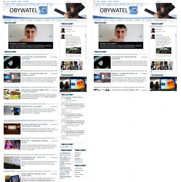 Toshiba L9363DG - Obywatel HD 4K VS Obywatel HD Full HD