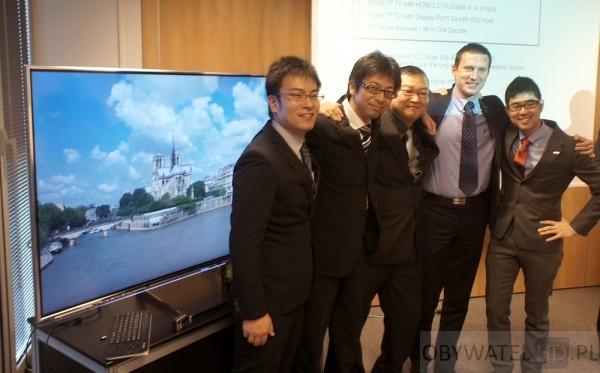 Panasonic TX-L65WT600 - Panasonic team