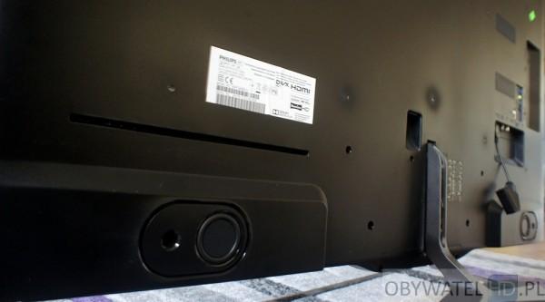 Philips 8008 - głośniki