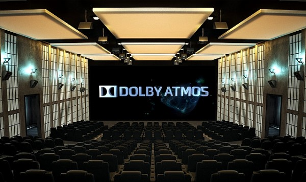 Dolby Atmos Fot. Dolby