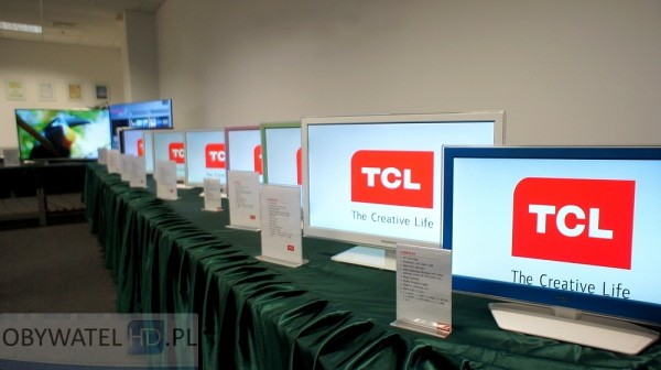 TCL - modele kolorowe