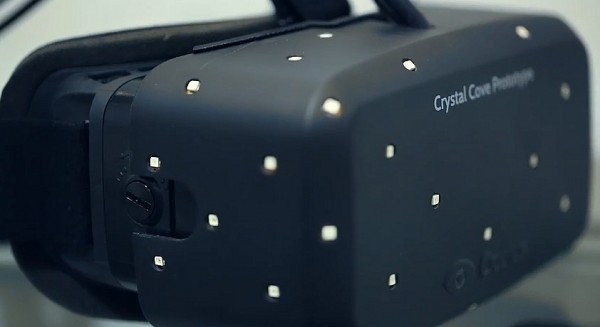 CES 2014 Oculus Rift Crystal Cove