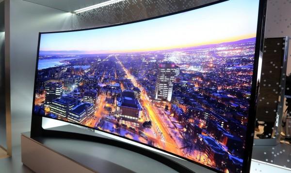 Samsung 105 calowy LED