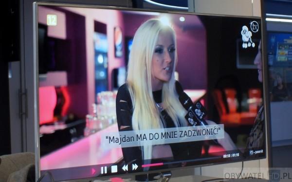 Samsung Smart TV Pudelek TV