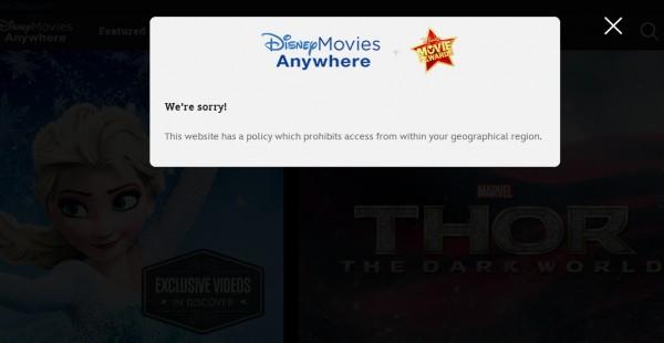 Disney nie w Polsce